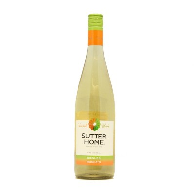 SUTTER HOME MOSCATO RIESLING