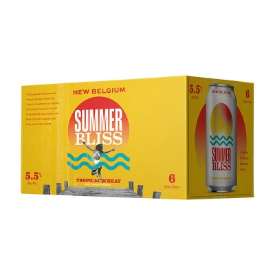 NEW BELGIUM SUMMER BLISS