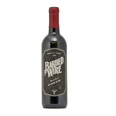 BARBED WIRE RED BLEND