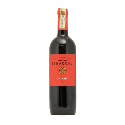 STRACALLI CHIANTI GLASS