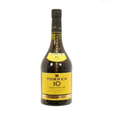 TORRES BRANDY 10 YRS