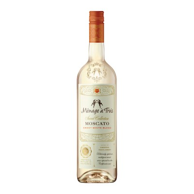 MENAGE A TROIS DOLCE MOSCATO