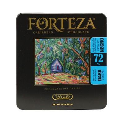 CHOCOLATE FORTEZA 70 / 72 %