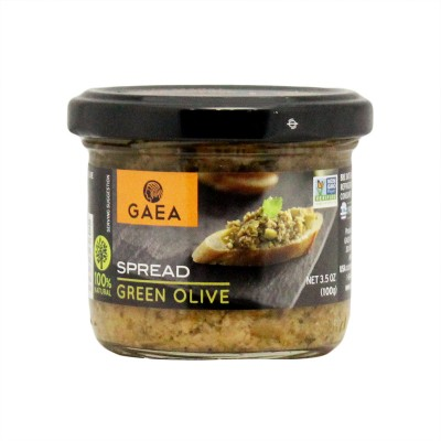 GAEA GREEN OLIVE SPREAD